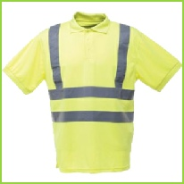 Hi Viz T-Shirts, Polos and Sweatshirts